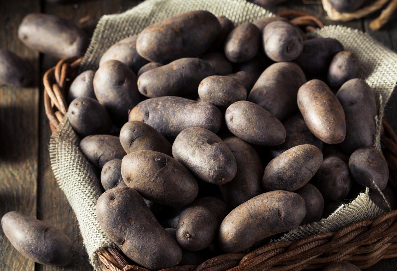 Aardappelen Te Over!