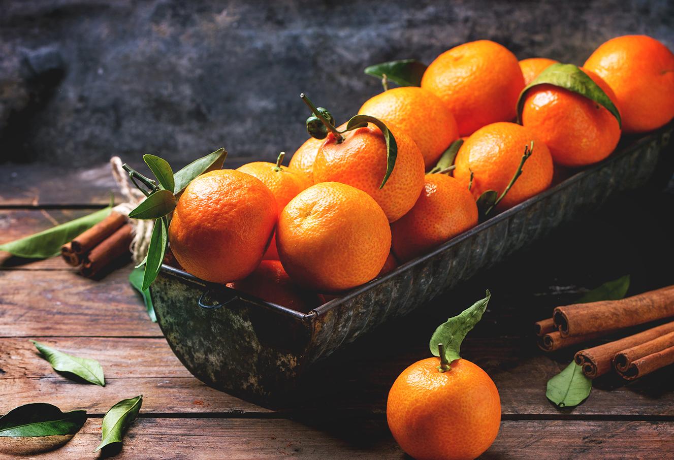 De Week Van De Sint In Het Teken Van Citrusfruit