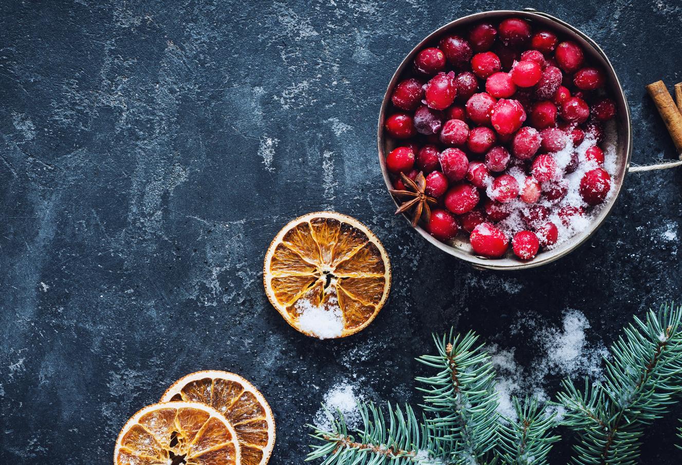 Kerstig Fruit