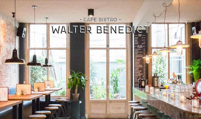 Referentie Walter Benedict